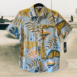 Volcom Tropical Print Shirt